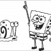 Bob Esponja para colorir 02