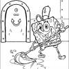 Bob Esponja para colorir 07