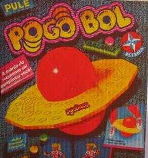 Brinquedo Pogobol