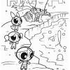 Desenhos colorir Meninas Super Poderosas 04