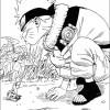 Desenhos colorir Naruto 3