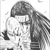 Desenhos colorir Naruto 9