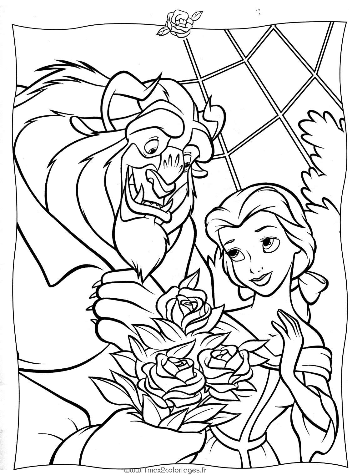 Desenhos Para Imprimir Colorir E Pintar Princesas Disney