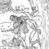 Desenhos para colorir Homem Aranha 10