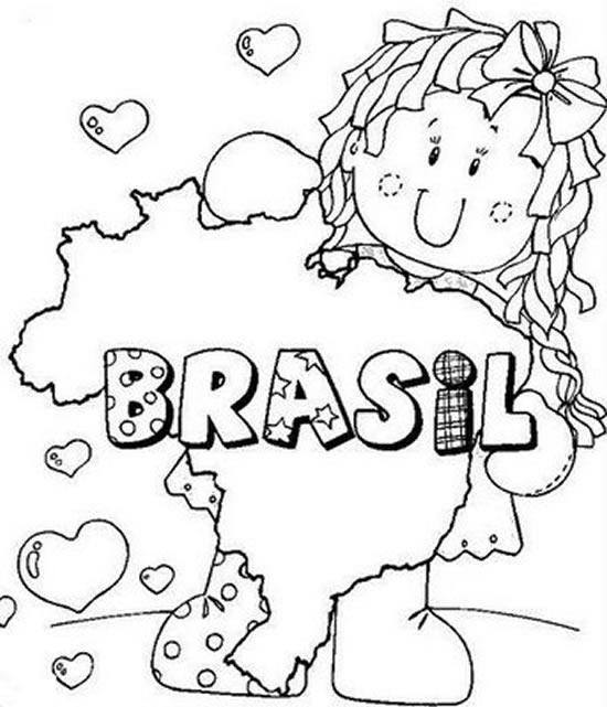 desenhos para imprimir colorir e pintar independência do brasil 7