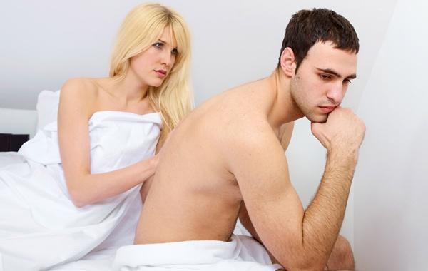 As causas da impotência sexual - disfunção erétil