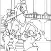 Desenho colorir Cinderela 18