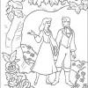 Desenho colorir Cinderela 09