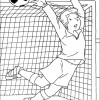 Desenhos para colorir de Futebol 08