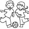 Desenhos para colorir de Futebol 20