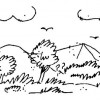 Desenhos colorir Meio Ambiente 08