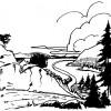 Desenhos colorir Meio Ambiente 27