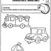 Atividades para educação infantil - semana do trânsito (24)