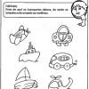 Atividades para educação infantil - semana do trânsito (26)