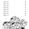 Atividades Turma da Mônica Números e Matemática 11
