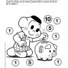 Atividades Turma da Mônica Números e Matemática 12
