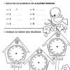 Atividades de matemática - Números romanos