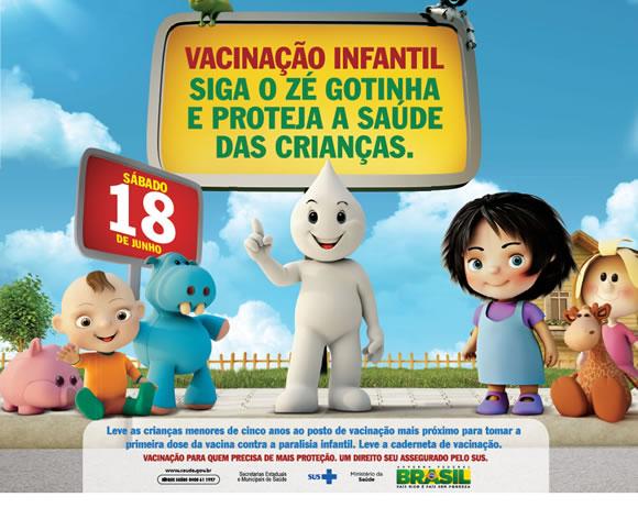 Campanha Nacional Contra a Poliomielite 2011
