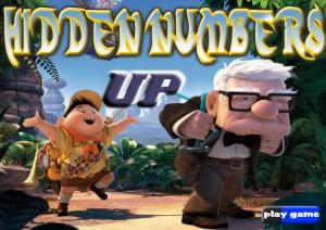 Game Hidden Numbers