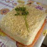 Receita de bolo salgado que você vai adorar!