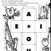 Atividades de alfabetização para imprimir