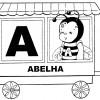 "Trem vogal ""A"""