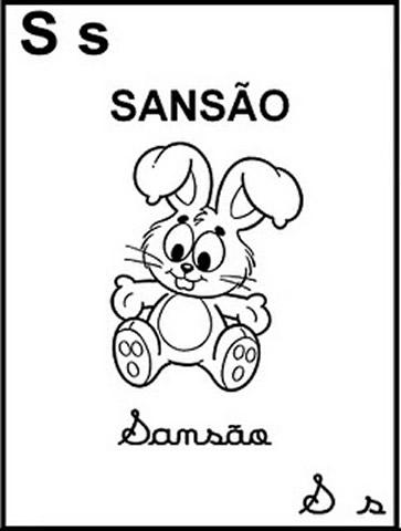 Alfabeto Ilustrado Da Turma Da Monica