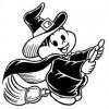 Desenho colorir Dia das Bruxas - Halloween 5
