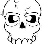 Atividades para o Dia das Bruxas; veja também máscaras e desenhos!