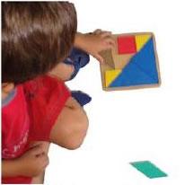 Matemática na Educação Infantil - Tangram