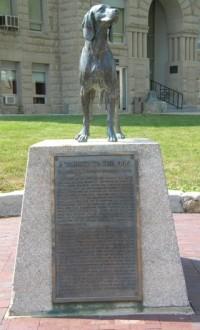 Monumento cachorro