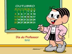 A origem do Dia do Professor