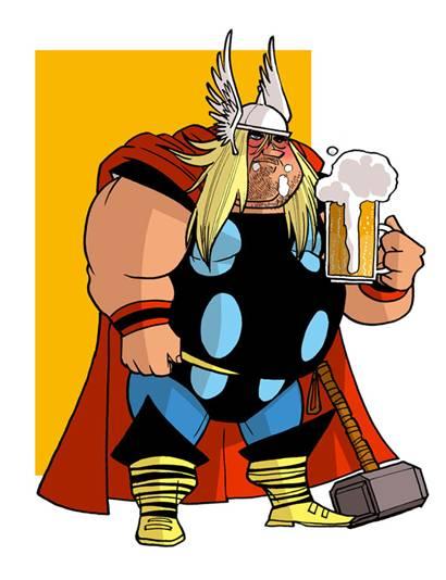 Thor velho