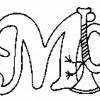 Alfabeto de Natal - Letra M
