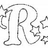 Alfabeto de Natal - Letra R