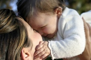 Dar segurança a criança