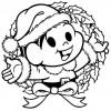 Mônica Natal Turma da Mônica 05