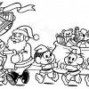 Papai Noel Natal Turma da Mônica 02
