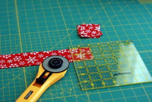 Pinhas de Natal feitas com retalhos de tecido 03