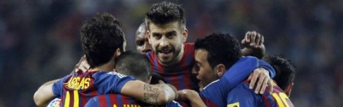 Barcelona derrota Real Madrid e vai com moral para o Japão