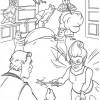 Desenho colorir Shrek 09