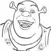 Desenho colorir Shrek 20