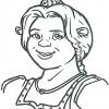 Desenho colorir Shrek 25