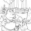 Desenho colorir Shrek 30