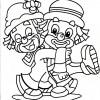 Desenhos colorir Patati Patatá 05