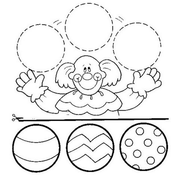 Desenhos Para Colorir De Formas Geométricas