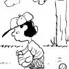 Colorir Snoopy 07