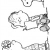 Colorir Snoopy 20