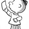 Colorir Snoopy 33
