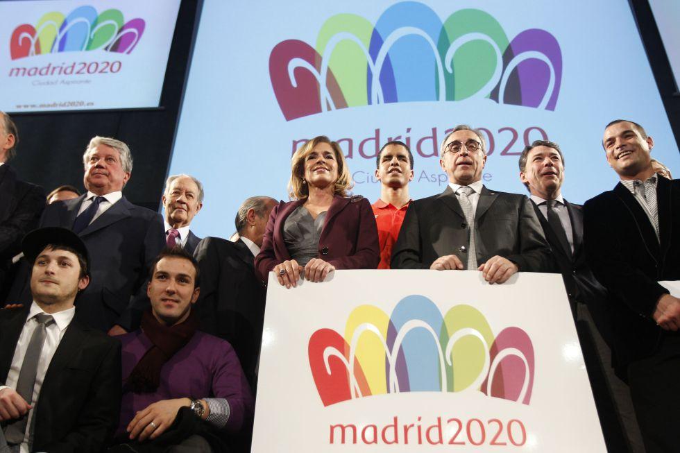 Madrid é uma das candidatas
